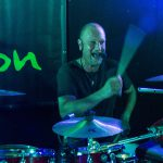 Thomas Nippa am Schlagzeug